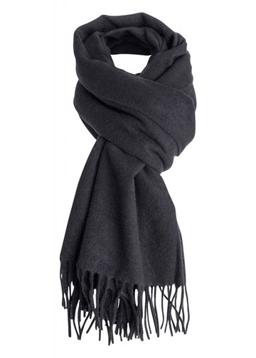 Little Remix Kendall Scarf Dark Grey Melange